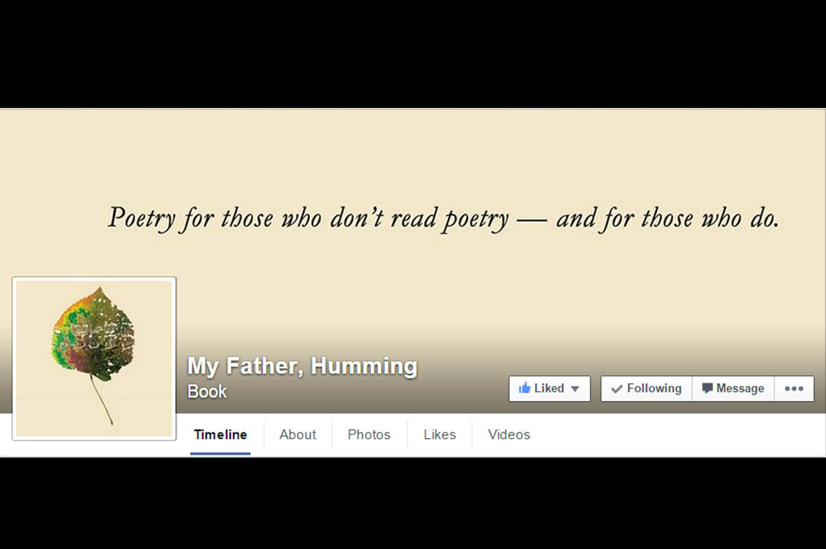 My Father, Humming on Facebook